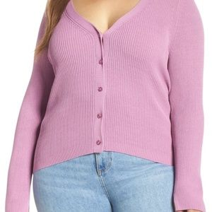 Leith  Sweater V Neck size 3X